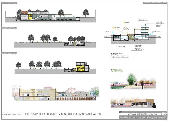 Arquitectura y biblioteca juntos desde el inicio for Equipamiento urbano arquitectura pdf
