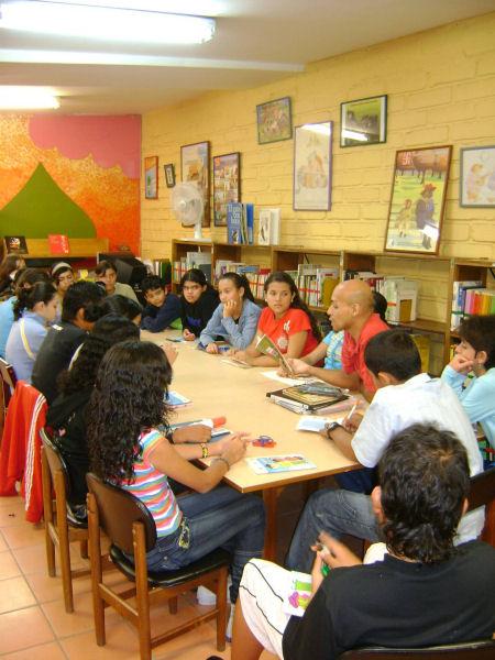 Red de Escritores Escolares