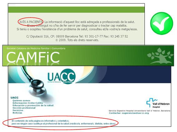 CAMFIC (Societat Catalana de Medicina Familiar i Comunitària). UACC (Unitat d'Atenció Crohn-Colitis)