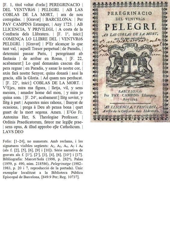 Figura 26.     Biblioteca Pública Episcopal de Barcelona, [849.9 Per; Reg. 10737], f. [1]