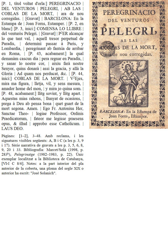 Figura 27.     Biblioteca de Catalunya, [VI-I C 8/6], p. [1]