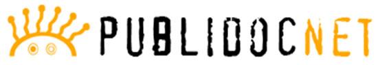 Figura 1. Primera  portada del portal Publidocnet