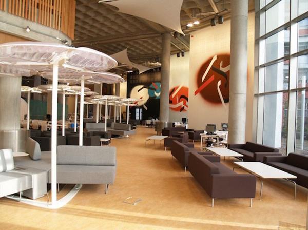 Image 10. Saltire Centre, Glasgow (author: Les Watson)