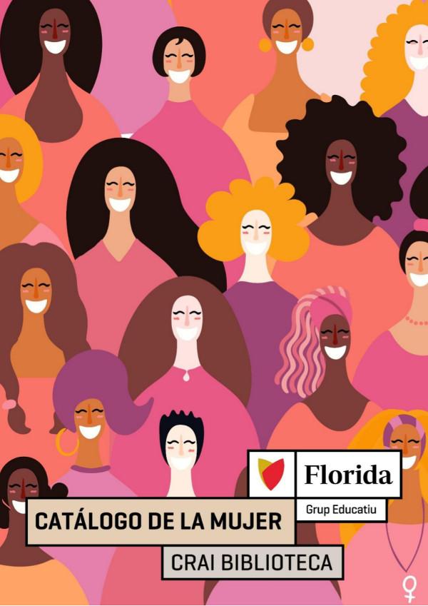 Imatge1. Portada del Catálogo de la mujer (Moraga; et al, 2019)