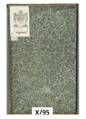 Figura 8. Guardes de paper model shell  Font: Real Biblioteca